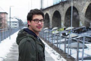 Hin und weg vom Singer-Songwriter Emanuel Reiter