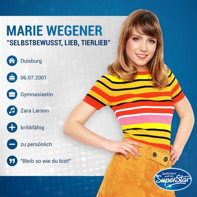 Marie Wegener Bruder