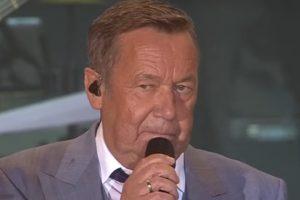 Roland Kaiser: Mit 66 Jahren
