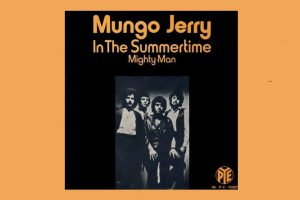 "Mungo Jerry mit ""In The Summertime"" in den Song-Geschichten 162"