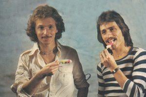 "Hoffmann & Hoffmann mit ""Himbeereis zum Frühstück"" in den Song-Geschichten 258"