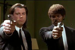 """""""Pulp Fiction"""" startet in den US-Kinos, 14.10.1994"""