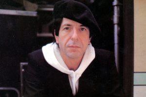 """Leonard Cohen mit """"Suzanne"""" in den Song-Geschichten 288"""