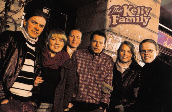 Kelly Family Reportage