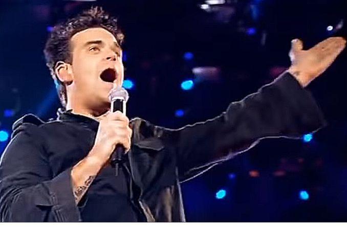 Robbie Williams Musik