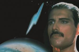 Nur so: Freddie Mercury auf Solo-Pfaden
