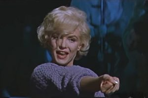 "Marilyn Monroe: ""I Wanna Be Loved By You"""