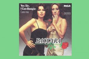 "Baccara mit ""Yes Sir I Can Boogie"" in den Song-Geschichten 47"