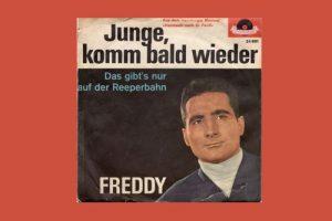 """Freddy Quinn mit """"Junge komm bald wieder"""" in den Song-Geschichten 65"""