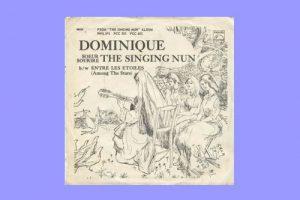 """""""Die singende Nonne"""" Sœur Sourire mit """"Dominique"""" in den Song-Geschichen 94"""