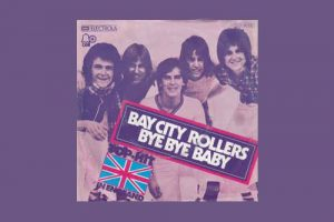 "Bay City Rollers mit ""Bye Bye Baby"" in den Song-Geschichten 97"