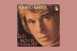 """Roland Kaiser mit """"Lieb mich ein letztes Mal"""" in den Song-Geschichten 279"""