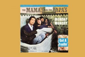 "The Mamas & The Papa mit ""Monday Monday"" in den Song-Geschichten 167"