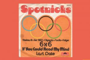 "The Spotnics mit ""If You Could Read My Mind"" in den Song-Geschichten 239"