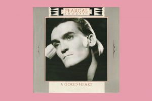 "Feargal Sharkey mit ""A Good Heart"" in den Song-Geschichten 292"