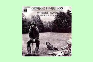 """George Harrison mit """"My Sweet Lord"""" in den Song-Geschichten 310"""