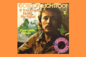 "Gordon Lightfoot mit ""If You Could Read My Mind"" in den Song-Geschichten 232"