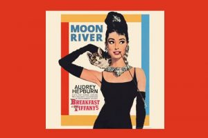 "Audrey Hepburn mit ""Moon River"" in den Song-Geschichten 324"