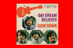 "The Monkees mit ""Daydream Believer"" in den Song-Geschichten 170"