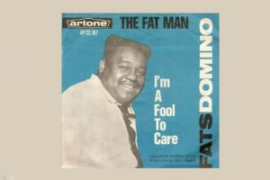 "Fats Domino mit ""Fat Man"" in den Song-Geschichten 327"