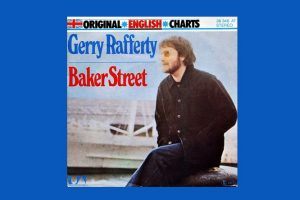 "Gerry Rafferty mit ""Baker Street"" in den Song-Geschichten 111"