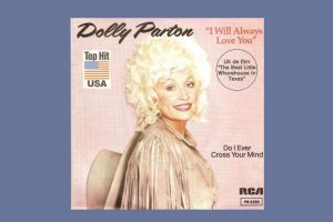 "Dolly Parton mit ""I Will Always Love You"" in den Song-Geschichten 144"