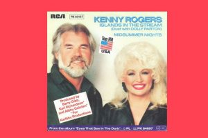 "Kenny Rogers & Dolly Parton mit ""Island In The Stream"" in den Song-Geschichten 234"