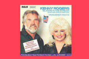 """Kenny Rogers & Dolly Parton mit """"Island In The Stream"""" in den Song-Geschichten 234"""