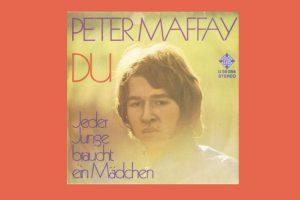 "Peter Maffay mit ""Du"" in den Song-Geschichten 70"