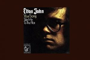 "Elton John mit ""Your Song"" in den Song-Geschichten 89"