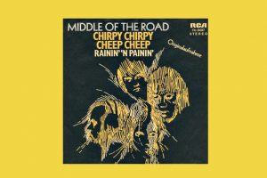 "Middle Of The Road mit ""Chirpy Chirpy Cheep Cheep"" in den Song Geschichten 175"