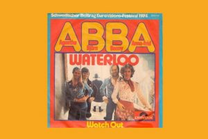 "ABBA mit ""Waterloo in den Song-Geschichten 68"
