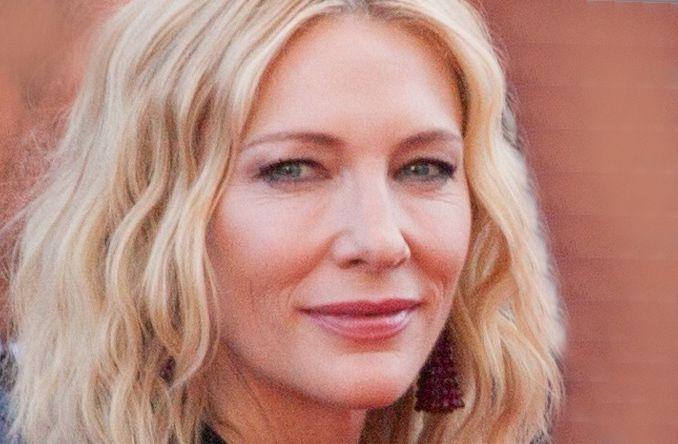 Cate Blanchett In Den Menschen Des Tages 14 05 2020
