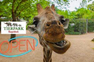 Eröffnung des Tierparks Hagenbeck, 07.05.1907