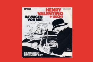 """Henry Valentino mit """"Im Wagen vor mir"""" in den Song-Geschichten 148"""