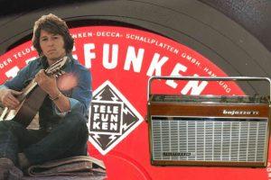 Telefunken: Vom Kofferradio und Schallplatten