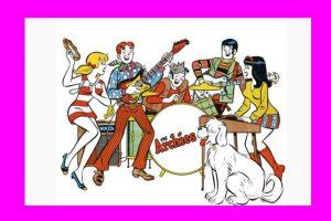 """Die Serie """"The Archies"""" startet im US-Fernsehen"""
