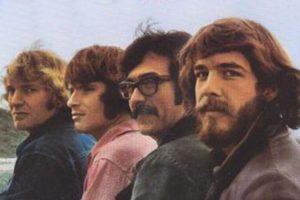 CCR veröffentlichen ihr erstes Album, 05.07.1968