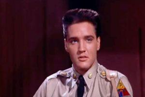 Elvis Presley: Als G.I. in Europa, 25.07.1961