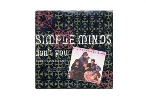 "Simple Minds mit ""Don't You (Forget About Me"" in den Song-Geschichten 143"