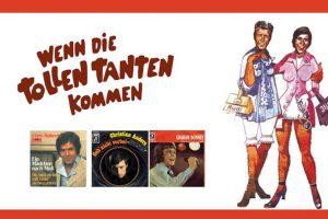 """Heute vor 50 Jahren: """"Wenn die tollen Tanten kommen"""", 06.08.1970"""