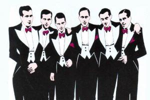Erster Auftritt der Comedian Harmonists, 28.09.1928
