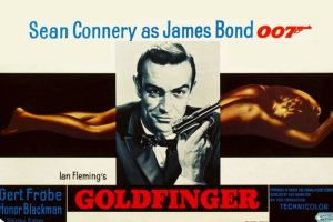 Plus 5: James Bond – Goldfinger, 17.09.1964