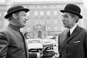 """""""Graf Yoster gibt sich die Ehre"""" startet im Deutschen Fernsehen, 15.09.1967"""