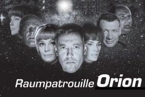 """Die erste deutsche Science-Fiction-Serie """"Rampatrouille Orion"""", 17.09.1966"""