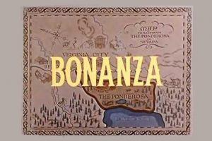 """""""Bonanza"""" startet in Deutschland, 13.10.1962"""
