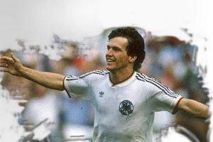 Plus 5: Lothar Matthäus wird  Rekordnationalspieler, 17.11.1993