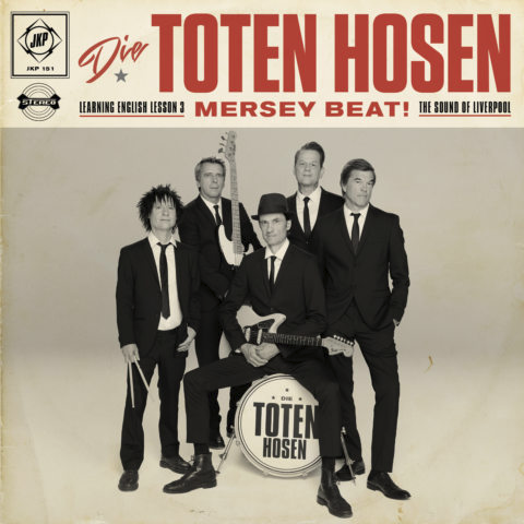 Toten Hosen, Learning English Lesson 3: Mersey Beat!, Cover
