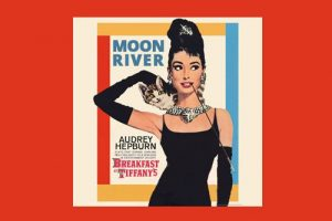 "Audrey Hepburn mit ""Moon River"" in den Song-Geschichten 234"