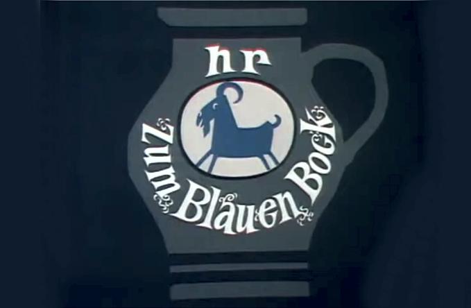 TV-Serie Zum Blauen Bock, Bembel, Äppelwoi